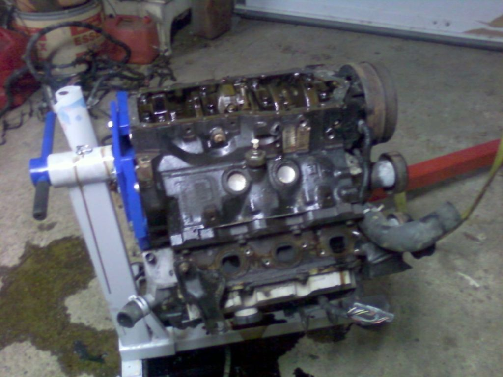 Pennocks Fiero Forum Matt Howards 3800 Series Ii 4t65e Hd Swap Pontiac Oil Pan I Got A Look At The And It Was Busted In Uh Oh