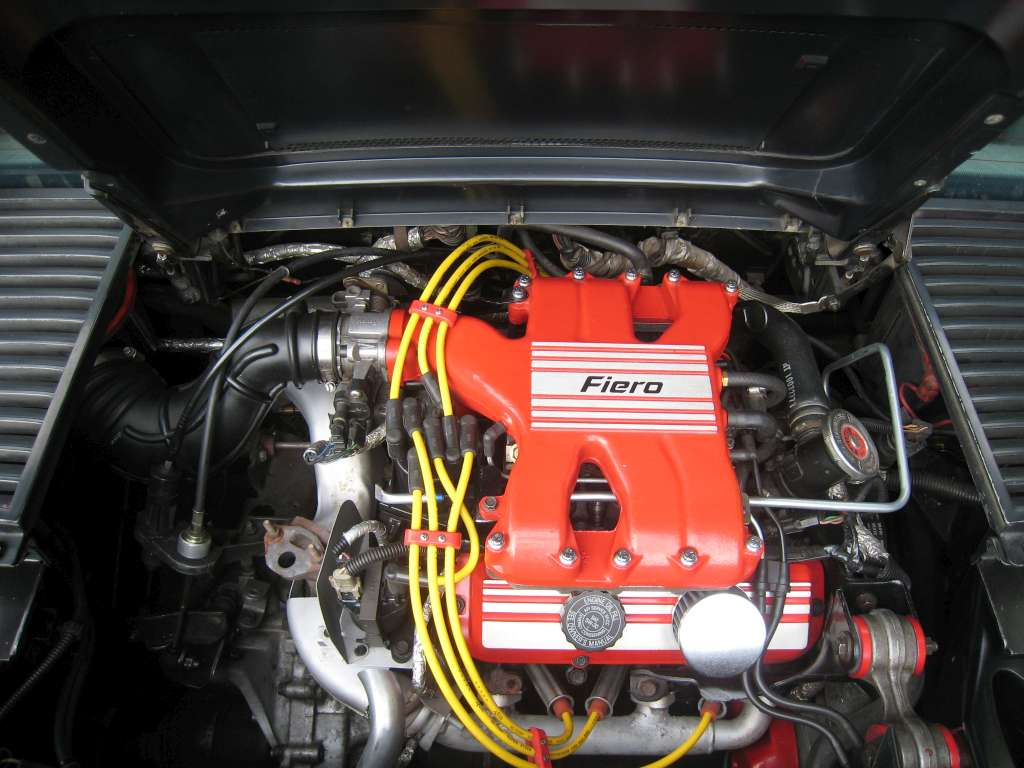 Pennock\'s Fiero Forum - Lets talk wire tucks. (I also want pics of ...
