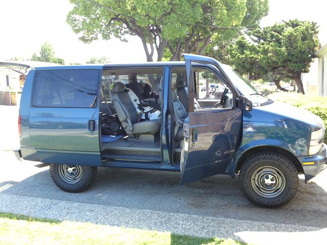 Lifted Astro Van - A Build Thread - Pennock's Fiero Forum