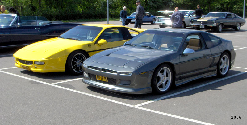 Gauging Interest In Either Of These Body Kits Pennocks Fiero Forum