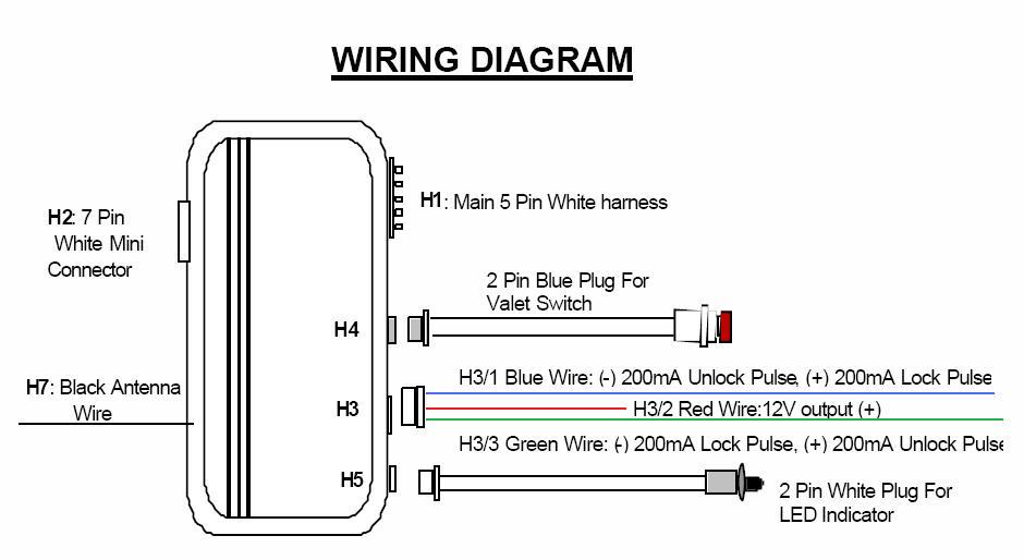 Autopage Alarm Wiring Diagram : Need some help with autopage rf alarm install