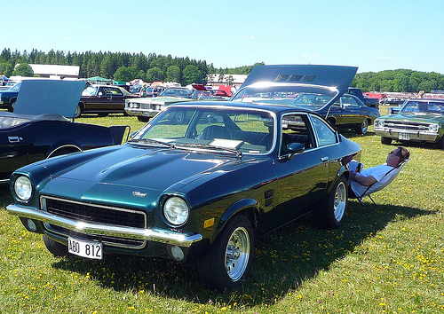 Does The Chevy Vega Look Better Today Then It Did Back