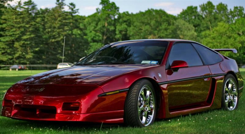 Paint Job Cost >> How Much Does A Good Paint Job Cost Pennock S Fiero Forum