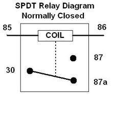Spdt Relay Wiring Diagram - Merzie.net