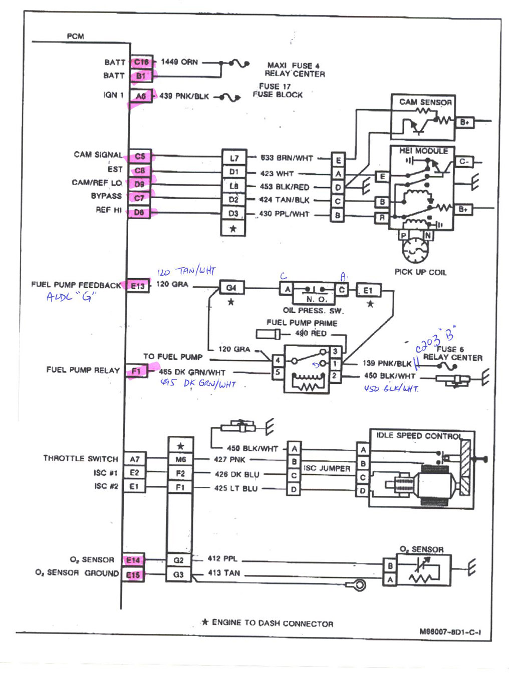 Need A Vacuum Line Diagram For A 93 Dodge Caravan Es 33 Engine