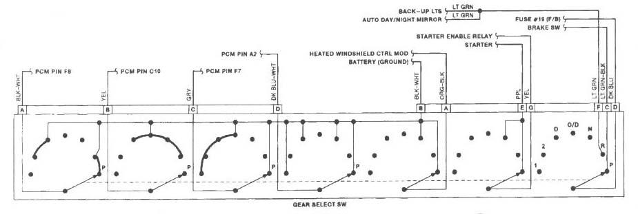 My 4.9 wiring thread - Pennock's Fiero Forum  Fiero Wiring Diagram on 84 corvette wiring diagram, 84 caprice wiring diagram, 84 cherokee wiring diagram, 84 camaro wiring diagram,