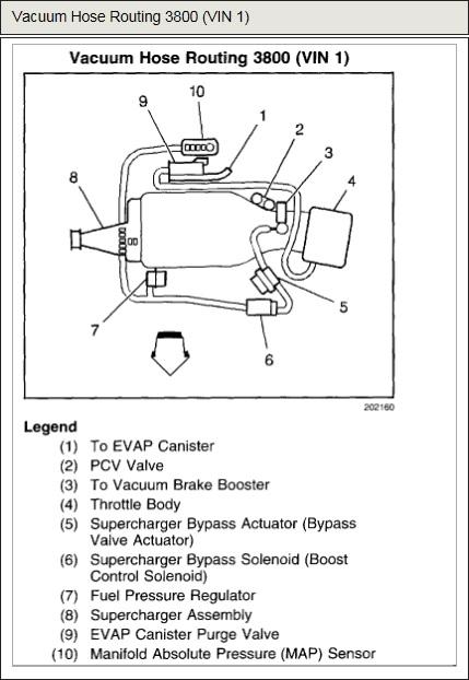 3800 Series 2 Engine Evap System Diagram Custom Wiring Diagram