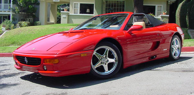 Post your fiero kit car ferrari pictures pennocks fiero forum of our completed cars i figured out how to post them finally i think you can see the quality of our kits and of the cars we build in these pictures sciox Gallery