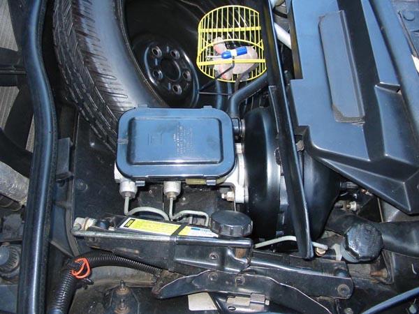 Pennock's Fiero Forum - $100 brake upgrade (by Phil)