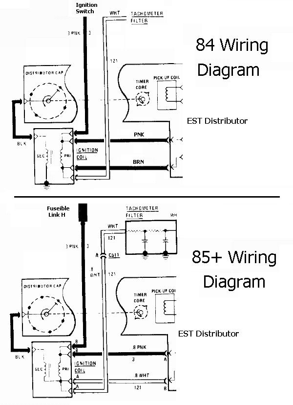 msd distributor wiring diagram solidfonts msd ignition wiring diagram dodge diagrams projects