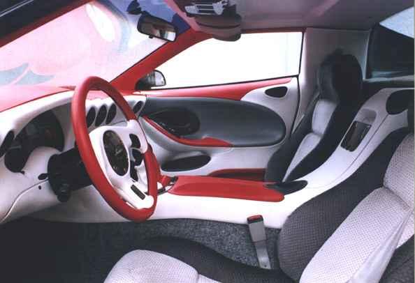 Really Radical Custom Interiors Pennock 39 S Fiero Forum