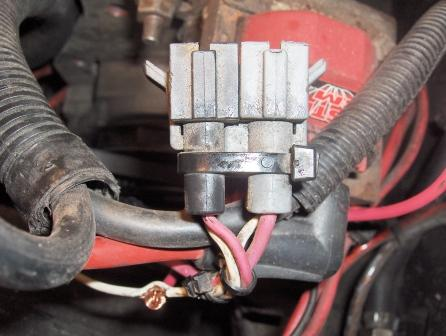 pictures_1245 fiero 2m8 lt1 nx roadster conversion pennock's fiero forum lt1 msd blaster coil wiring diagram at bayanpartner.co