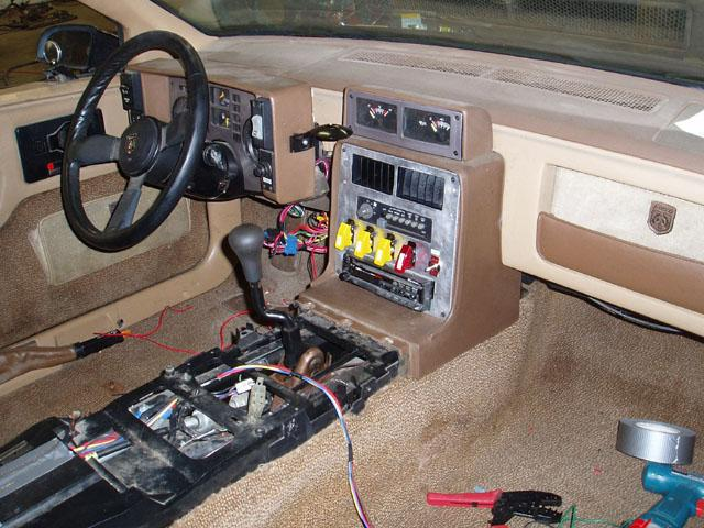 Pennocks Fiero Forum - Post pictures of your Interiors (by boysatt)