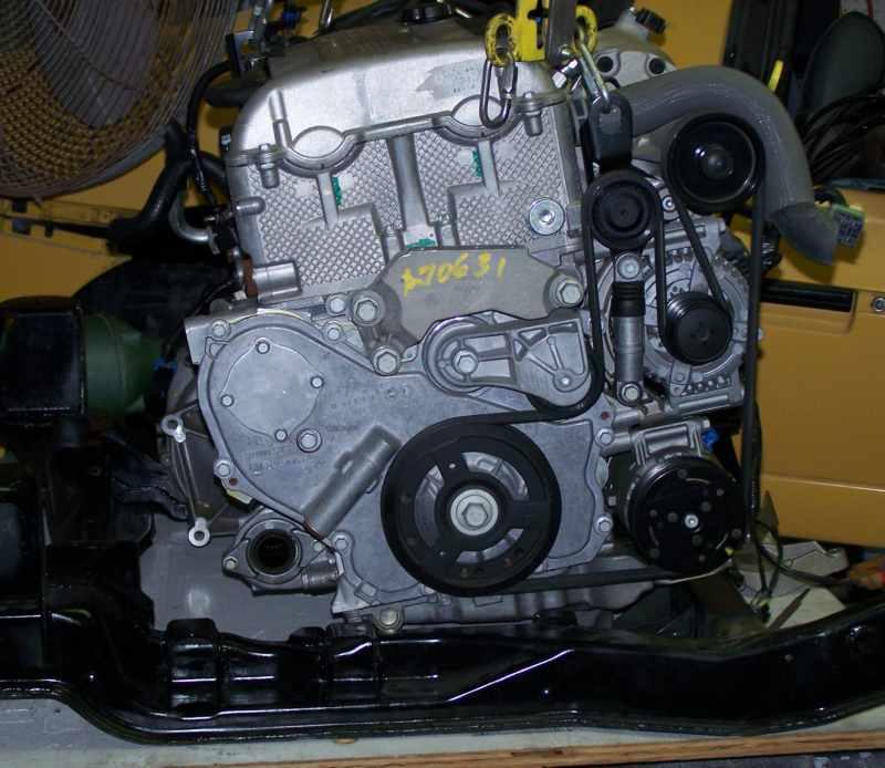 Pennocks Fiero Forum LSJ Supercharged Ecotec Swap by ccfiero350 – Lsj Engine Diagram