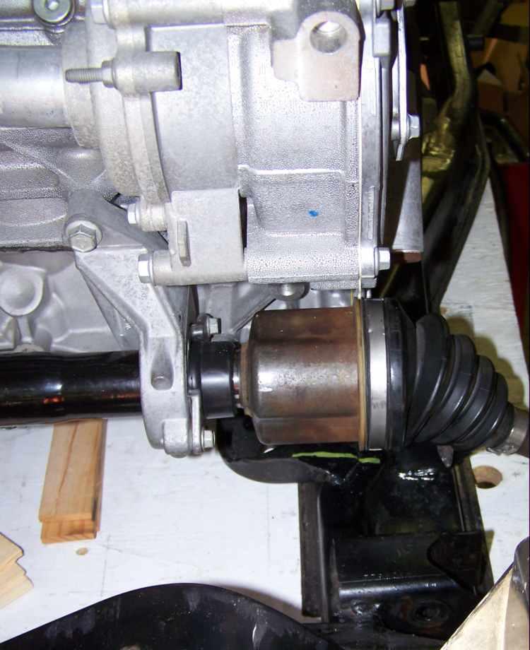 Supercharged Ecotec Engine