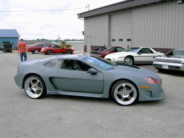 Fiero Body Kits Conversions Bing Images