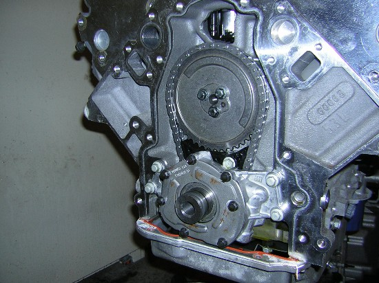 3800 Series 2 Timing Chain