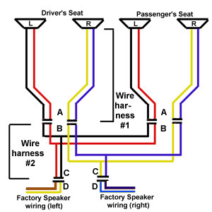 4ohm speakers in headrests any problems?? pennock\u0027s miata headrest wiring diagram wiring