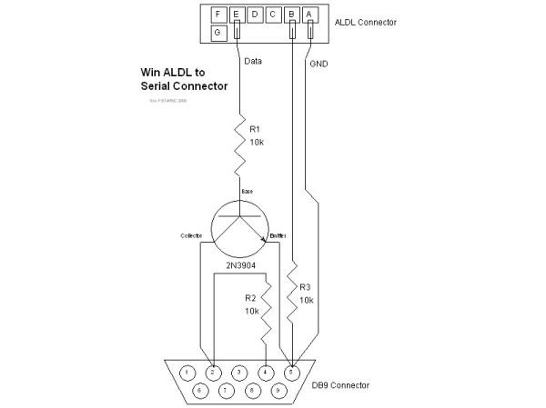 Pennocks Fiero Forum More WinALDL Stuff by fst4rsc – Diagram Wiring Ecm 1225550